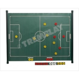 Tableau magnetique pliable Tremblay