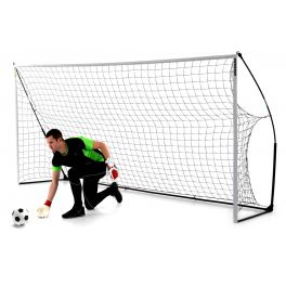 But football débutant pliable 3,6 x 1,8 m