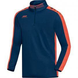 Sweat 1/ zip adulte Striker Jako