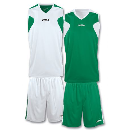 Tenue reversible basketball Enfant Joma