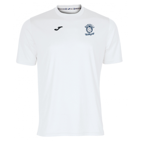 T shirt entrainement adulte Marseille Volley 13 Adulte - saison 2017-2018