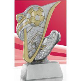 Lot de 10 Trophées Football